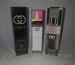Мужской мини парфюм гуччи гилти Gucci Guilty Pour Homme 40 ml (лиц) одеколон аромат духи запах пробник тестер