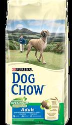 DOG CHOW Large Breed.корм для крупных пород собак на основе мяса индейки 14кг