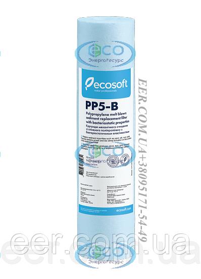 Картридж бактериостатический из полипропилена Ecosoft PP5B