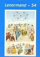 Астро-мифологическая Большая Колода Марии Ленорман / Lenormand - 54
