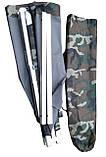 Кемпинговая алюминиевая раскладушка, фото 6
