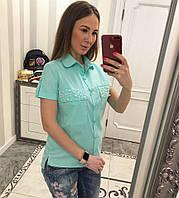 Очень красивая блузка декорирована жемчугом  , фото 1