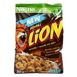 Хлопья Lion Nestlе250гр