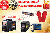 Оригинал! Сварочный инвертор аппарат Дніпро-М САБ-258ДП