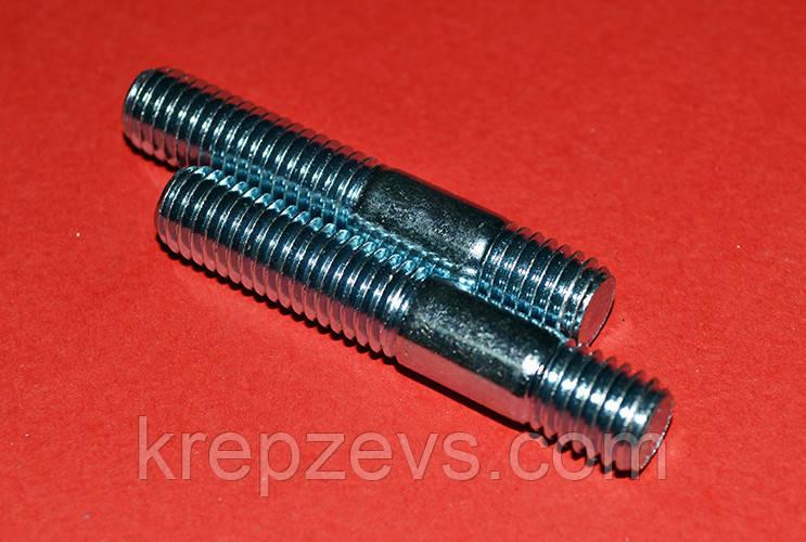 Шпилька М12 DIN 939 с ввинчиваемым концом прочностью 8.8