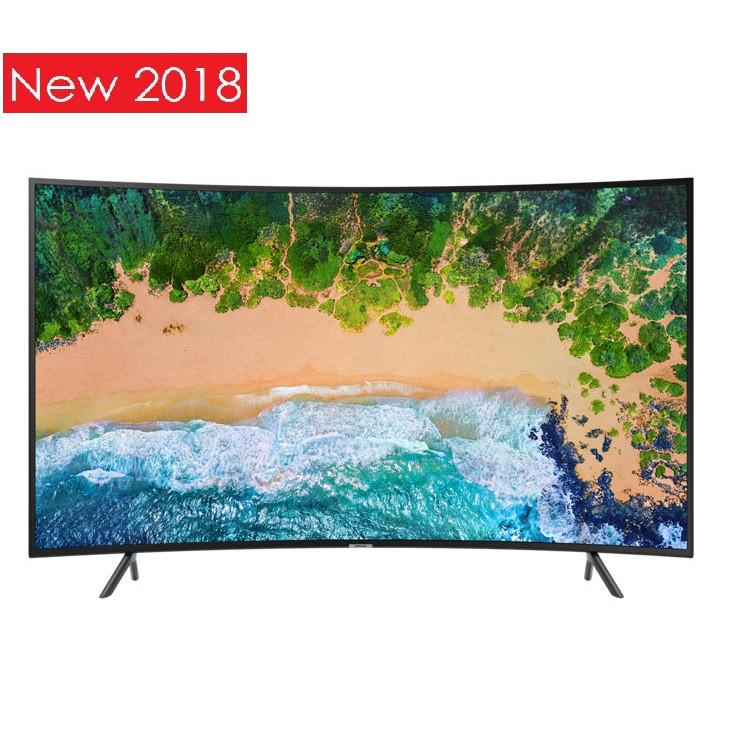 Телевизор Samsung UE55NU7372 (PQI 1400Гц, 4K UHD, HDR10+, Dolby Digital Plus, Tizen 4.0, DVB-C/T2/S2)