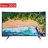 Телевизор Samsung UE55NU7302 (PQI 1400Гц, 4K UHD, HDR10+, Dolby Digital Plus, Tizen 4.0, DVB-C/T2)
