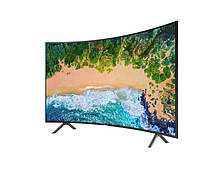 Телевизор Samsung UE55NU7372 (PQI 1400Гц, 4K UHD, HDR10+, Dolby Digital Plus, Tizen 4.0, DVB-C/T2/S2), фото 2