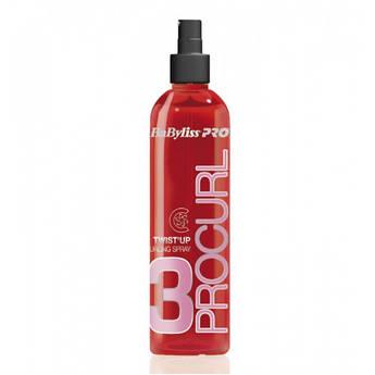 Термозахисний спрей для завивки волосся BaByliss PRO ProCurl Twist'Up 3 Boucle