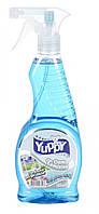 Средство для мытья стеколYUPPY, 500 мл