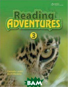 Carmella Lieske, Scott Menking Reading Adventures 3