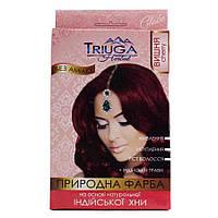 Краска для волос Triuga Вишня на основе хны 25 г