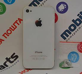 Корпус для iPhone 4G в сборе (Качество ААА) (Белый) Распродажа!