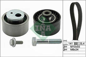 Комплект ремня ГРМ (INA 530 0470 10) Peugeot(Пежо) Expert(Эксперт) 1994-2006(94-06)