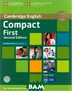 May Peter Compact First Student`s Book with answers CD. Exam 2015