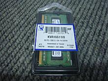 Планка пам'яті для ноутбука DDR3 SODIMM 2GB