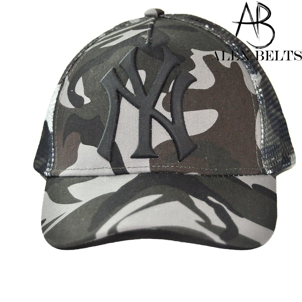 Мужская кепка бейсболка New York Yankess  (хаки) р. 57-59-купить оптом в Одессе