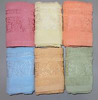 Полотенце для лица и рук махра 70х30 см