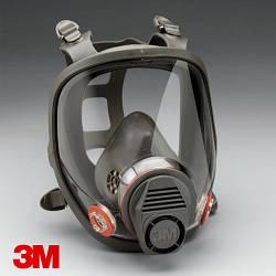 Полнолицевая маска 3М 6700 S серии 6000, маленький размер