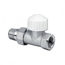 Вентиль радиаторный отсечной (прямой) Ду 15 СТК