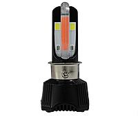 LED лампа фары для мотоцикла. Мотоциклетная LED лампа головного света. LED мотолампа