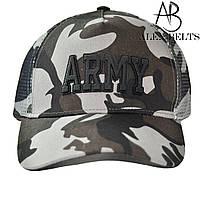 Мужская кепка бейсболка Army (хаки) р. 57-59-купить оптом в Одессе