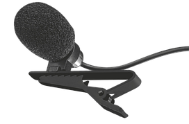 Гарнитура Trust Lava USB clip-on microphone