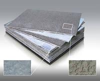 Базальтовый картон ТК-1-10мм фольгированный теплоизоляционный (жесткий)