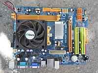 Biostar MCP6P M2+ Socket AM2/AM2+/AM3 + Athlon X2 7450Box + 2Gb DDR2 - в идеале!!!