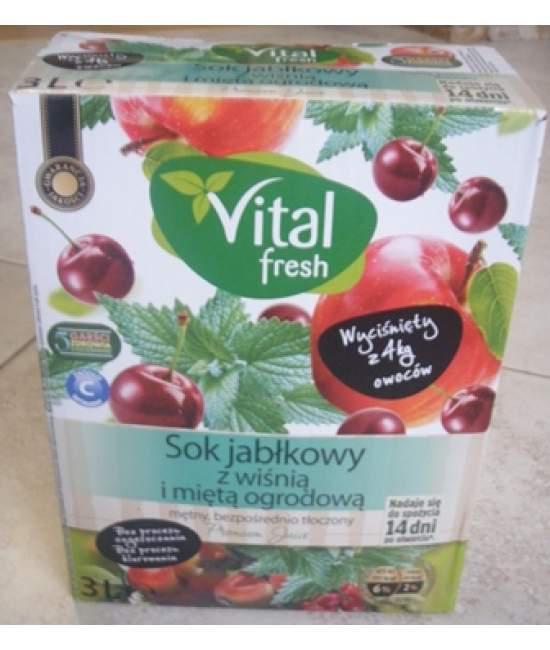 Сок Vital fresh 3л