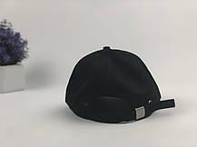 Кепка бейсболка Wuke Music or die (черная), фото 3