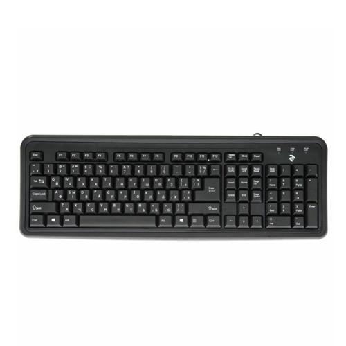 Клавиатура 2Е Ares KS 102 USB Black