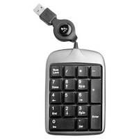 Клавиатура A4Tech TK-5 miniKeypad USB Silver