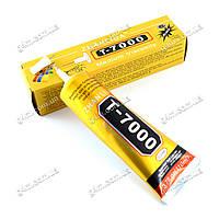 Клей-герметик T7000 (черный 110 ml)