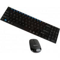 Комплект Gembird KBS-P5-UA WL USB Black
