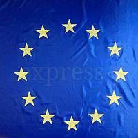 Флаг Евросоюза 140х90см с люверсами