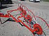 Гребка сонечко 5 колёс, фото 2