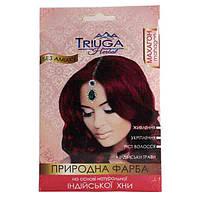 Краска для волос Triuga Махагон на основе хны 25 г