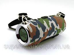 JBL XTREME mini 12 копия, Bluetooth колонка с FM MP3, камуфляжная, фото 3