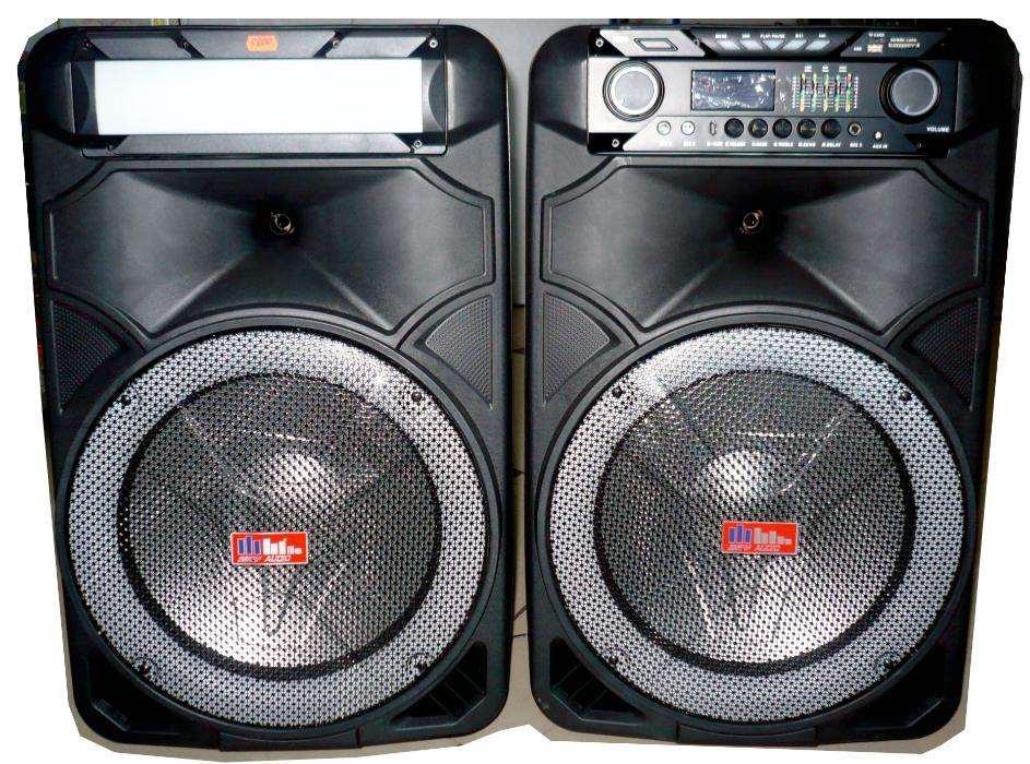 Активна акустика RockMusic RC - 8888