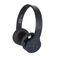 Мощная Bluetooth гарнитура Gemix BH-07 black, фото 1