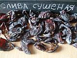 Слива сушеная 100 грамм домашняя натуральный вяленый сухофрукт, фото 2