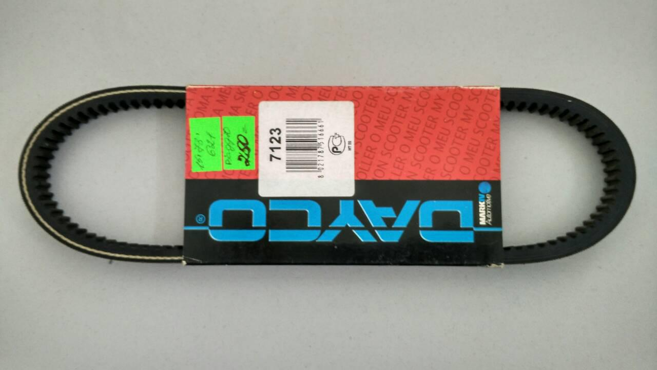 Ремень вариатора Dayco 7123 (15,0 X 621)