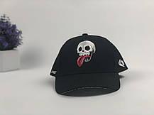 Кепка бейсболка Wuke череп (черный), фото 3