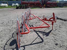 Сінограбарка 4 колеса польська, фото 2