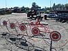 Сонечко гребка 4 колеса Agromech Польща, фото 3