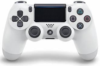 PlayStation Геймпад беспроводной PlayStation Dualshock v2 Glacier White