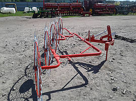 Сонечко гребка 5 колёс Польща, фото 3