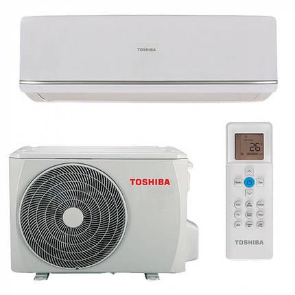 Сплит-система настенного типа Toshiba RAS-12U2KH3S-EE/RAS-12U2AH3S-EE, фото 2