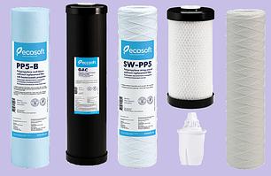 Картриджи и сменные элементы для фильтров очистки воды